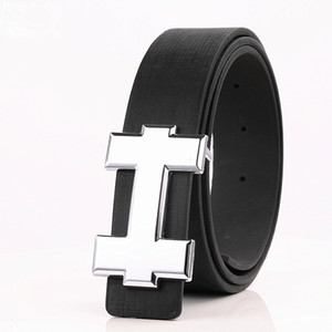 Wholesale h belts for sale - Group buy 2019 New Brand Designer H Belts Men High Quality Mens Belts Luxury Genuine Leather Pin Buckle Casual Belt Waistband