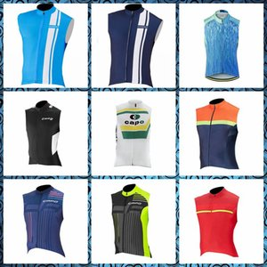Wholesale CAPO team Cycling Sleeveless jersey Vest Bike Bicycle Comfortable Outdoor Factory direct sales free delivery U50814