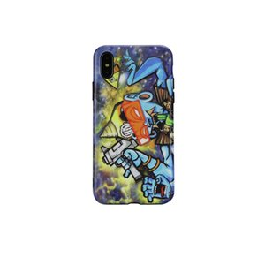 Wholesale Fashion Designer Phone Case for IphoneXSMAX IphoneXR XS Plus sP s S with Creative IMD Designing Cool Case