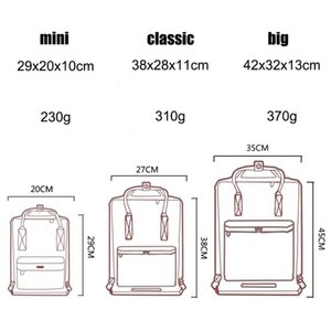 Wholesale Swedish fox student waterproof backpack men and women fashion style design bag junior high school canvas backpack brand sports handbag