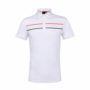 PX 20109 golf T-shirt men's summer quick-drying breathable sports shirt 4 colors optional, free shipping on Sale