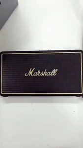 Wholesale Good Quality Marshall Stockwell Portable BlueTooth Speaker With Flip Cover Case DHL shipping
