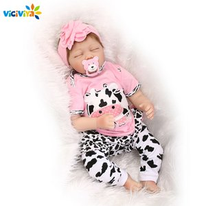 Newborn Baby Girl Clothes Cow Style & Scarf Clothing Sets Princess Girls for 2019 Spring Baby Body suits
