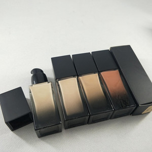 ingrosso fondazione liquida opaca-Disponibile colori Foundation Liquid Foundation Long Wear Wear Impermeabile Natural Matte Face Conceterer Spedizione gratuita