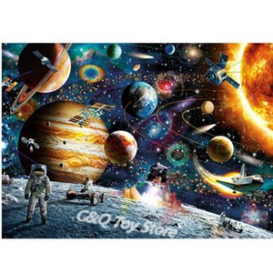 Wholesale Hot Sale Christmas Gift Pieces Jigsaw Puzzles For Adult Educational Puzzle Toys