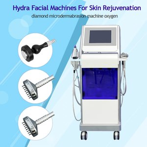 Hot Seliing Microdermabrasion Machine Blackhead Removal Professional Diamond Dermabrasion Machine Skin Peel hydra Facial Vertical Machine