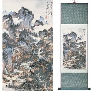 Wholesale Ancient Fashion Painting Landscape Painting Chinese Traditional Art Painting
