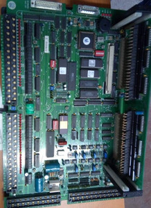Used in good condition CPU board INJ4CPU-8405-C