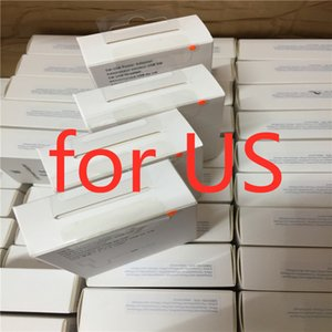 Wholesale OEM Quality W V A US EU UK Plug USB AC Power Adapter Charger Wall Adapter A1385 A1400 A1399 With retail box
