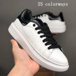 Wholesale 3M reflective Snake Skin Platform Genuine Leather Velvet Fashion Luxury designer shoes men womens triple black white Loves casual shoes