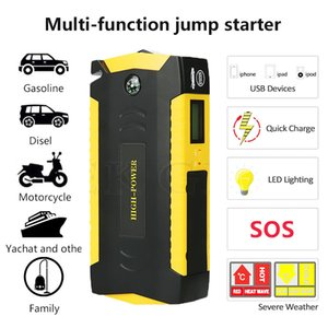 Wholesale 2019 Car Jump Starter A Starting Device Portable Laptop Adapter Power Bank V Car Starter For Battery Charger