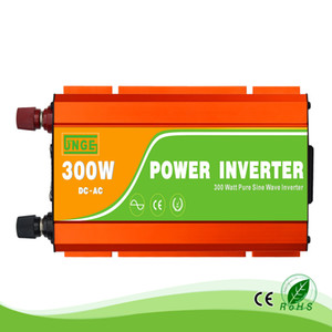 Wholesale pure sine wave inverter 12 for sale - Group buy 300W V to VAC Hz residential home high frequency use pure sine wave off grid inverter