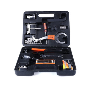 26 in 1 Bicycle Repair Tool Kit Multi-Functional Bicycle Maintenance Tools with Handy Bag For Electric Bike Conversion Kit