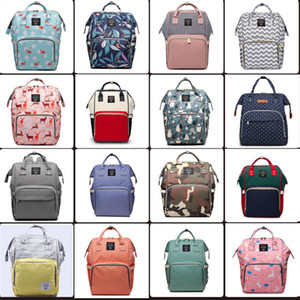 99 styles Mummy Maternity Nappy Bag Large Capacity Baby Bag Travel Backpack Desiger Nursing Bag for Baby Care Diaper Bags mini order 12 pcs