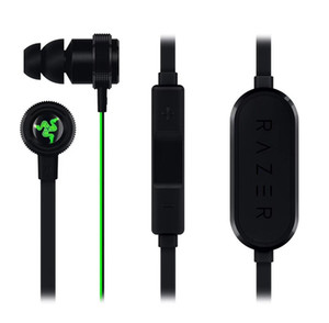 2019 Razer Hammerhead BT bluetooth InEar Earphones Headphone With Microphone+ Retail Box Gaming Headset Top quality Noise Isolation
