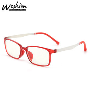 Wholesale blue light filter for sale - Group buy Junior Anti Blue Light Glasses Kid Boy Girl Silicone Optical Frame Anti Reflective Clear Computer Eyeglasses UV Filter