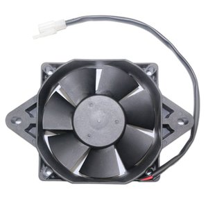 Wholesale 12V Electrical Engine Radiator Cooling Fan For cc ATV Kart Quad Dirt Bike ATV Buggy Motorcycles