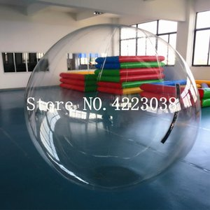Wholesale m TPUInflatable Water Walking Balls Water Ball Water Balloon Zorb Ball Inflatable Human Hamster Plastic Ball