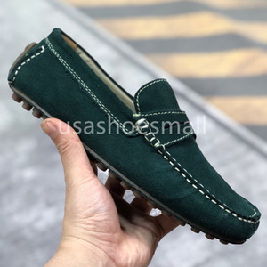 Wholesale withbox new men s casual shoes skid proof and breathable shoes European and American style hot selling designer Doudou shoes size