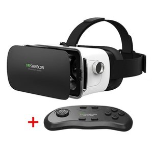 Wholesale Universal Virtual Reality D Goggles Headset Gaming VR Glasses for Cell Phone Video and Audio Playing