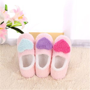 Hot Sale-Winter cotton-padded shoes, non-slip household cotton-padded slippers, indoor maternity shoes are comfortable and warm