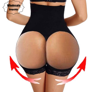 Wholesale BNC Waist Trainer Control Panties Women Party Body Modeling Belt Shaper Tummy Control Underwear Butt Lifter Short Sexy