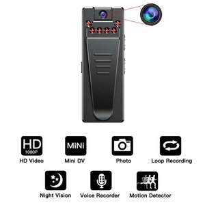 Wholesale Best Mini Camera Video Recorder HD P Digital Camcorders DVR Night Vision Loop Recording Dash cam Baby Monitor car dvr