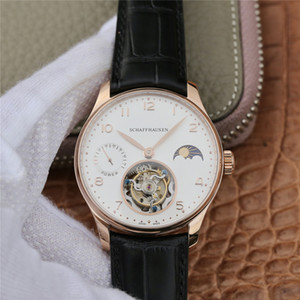 Wholesale watch real high quality resale online - New high quality male style top manual real flywheel movement mmX12 mm designer watch sapphire glass