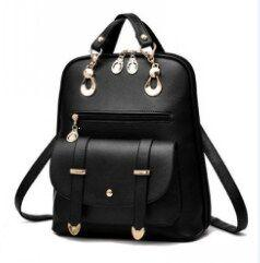 Wholesale Free Delivery in New Type Shoulder Bag Fashion Girl Bag Large Capacity Backpack Simple Student Bag