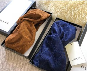 Designer Velvet Elastic Turban Heaband hair bands for Women and Men Luxury Winter Warm G logo headbands Headwraps Gift Best Quality