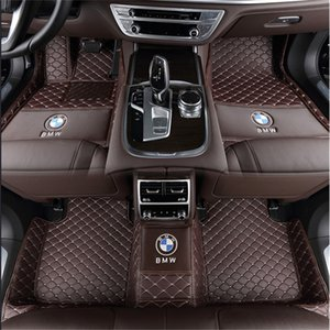 Wholesale Applicable to BMW 1 Series 2007-2018 car anti-slip mat indoor carpet anti-slip leather mat non-toxic mat