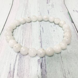 Wholesale indian gemstone beads resale online - MG0311 A Grand Moonstone Women s Bracelet Natural Gemstone Yoga Bracelet Wrist Mala Beads Bracelet Self Expression