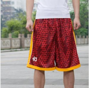 Wholesale New Designer Big and Tall Men's Basketball Shorts Knee Length Running Sports Shorts With Zipper Pocket Loose Gym Shorts Plus Size 3XL