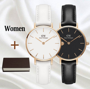 Wholesale Fashion Daniel Luxury watches mm Women Watch mm Brand Famous Quartz Wrist ladies Watch Female Relogio Montre Femme with gift box