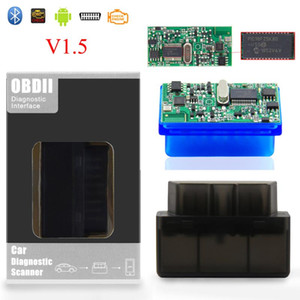 Wholesale elm327 adapter resale online - Super Mini Elm327 Bluetooth OBD2 V1 Elm V OBD Car Diagnostic Tool Scanner Elm OBDII Adapter Auto Diagnostic Tool