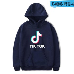 Wholesale BTS Tik tok software New Print Hooded Women Men popular Clothes Harajuku Casual Hot Sale Hoodies sweatshirt XL