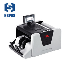 Wholesale money counter machines resale online - HSPOS HS Professional Money Bill Note Counter Fast Currency Cash Counting Machine Bank