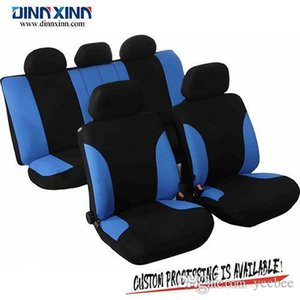 Wholesale DinnXinn F7 Buick full set woven fabric car seat covers factory from China