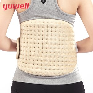 Wholesale Heating Pad Belt Lower Back Relax Lumber Electric Stomach Waist Heat Wrap Therapy Support Brace Warm Womb Pain Relief