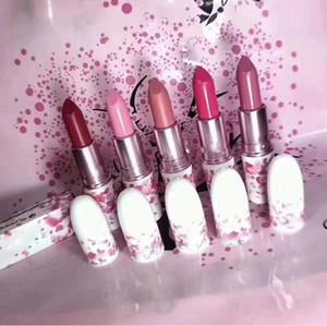 Sakura M Brand Makeup Lipstick Hey kiss me Hi-FRUCTEASE wagasa twirl TSK TSK! farmboise mol 5 colors Boom boom bloom lipsticks
