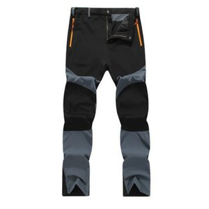 Men Outdoor Trousers waterproof Windproof and breathable Outdoor Hiking Cycling Climbing Trousers Tactical Cargo Pants on Sale