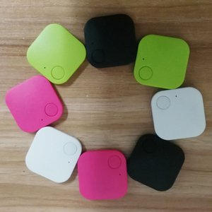 Wholesale 2019 Bluetooth Low Power Two way Elderly Child Pet Mobile Phone Smart Anti lost Square Bluetooth Anti lost Device