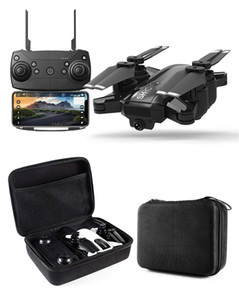 New Drone GPS 1080P HD Camera 5Ghz Follow me WIFI FPV RC Quadcopter Foldable Selfie Live Video Altitude Hold Auto Return RC Drone 1pcs DHL
