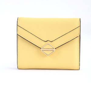 Cheap fashion trend men's and women's small wallet business card holder ID credit card of colors black red yellow blue white size 29*13