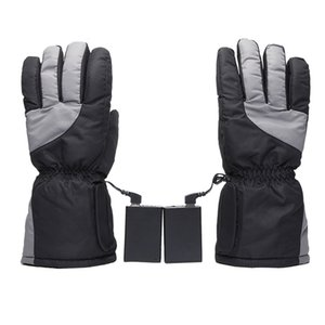 Wholesale Heated Gloves with Rechargeable Li Ion Battery Heated for Men and Women Warm Gloves for Cycling Motorcycle Hiking Skiing