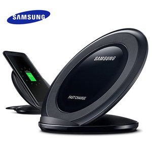 100% Original Samsung Wireless Charger Galaxy S7 S7 Edge S6 S6 Edge Note 5 8 S8 Fast Quick Charging 9V 1.67A Qi Stand Adapter