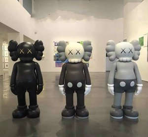 37CM 5YL design Origina Fake doll Companion PVC material 16 inch prototype iption on the sole Action figures Kaws