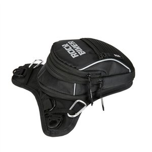 Rock Biker New Waterproof Oxford Motorcycle Leg Bag Waist Bags Top Case Motocross Riding Road Phone Bags Outdoor Sports Fishing