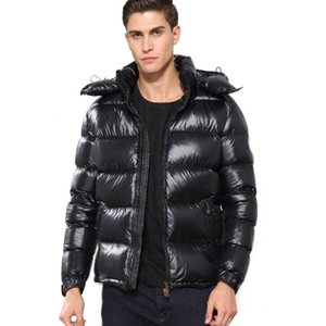 Wholesale Designer jacket men s brand hooded High Quality Winter Jacket Warm Plus Size down jacket Man Down Unisex Winter warm Coat outwear