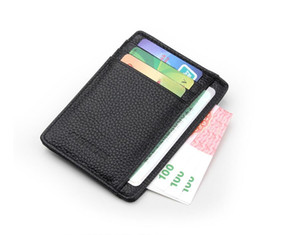 Wholesale 2019 high quality stereo feeling really pickup package wallet card bus card package